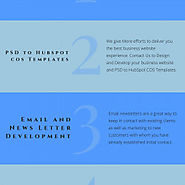 High quality PSD to HubSpot COS Templates & Development – The Hub Guru