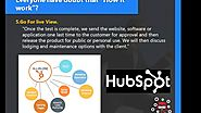 HubSpot COS Web Design and Development Services - The Hub Guru