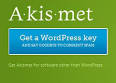 Comment spam prevention for your blog - Akismet