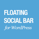 Floating Social Bar - Best Social Media Plugin for WordPress