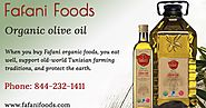 Some Facts About Extra Virgin Olive Oil