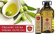 Types of Olive Oil and their benefits