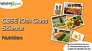 NCERT Solutions for Class 10 Science and Notes- Nutrition
