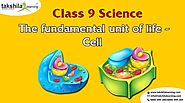 Cell - The fundamental unit of life - Class 9 Science Notes