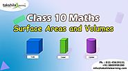 Surface Areas and Volumes – Cube, Cuboid and Cylinder | Class 10 Maths