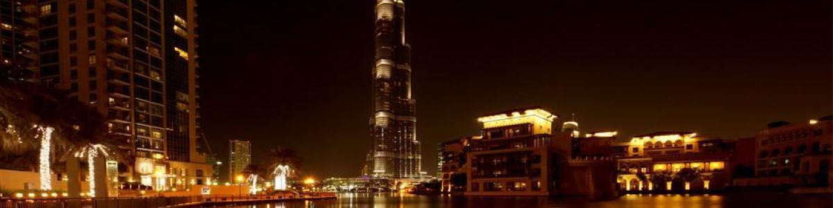 Headline for 5 Best Tourist Attractions in Dubai – Entrancing and Entertaining Sights