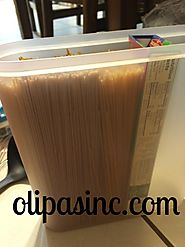 Tupperware's Modular Mate Super set and Pasta maker