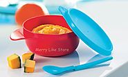 Tupperware Twinkle Easy Grip Bowl Review