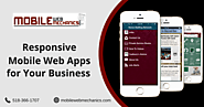 Responsive Mobile Web Designs for your Business