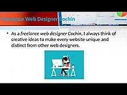 Best Freelance Web Designer Cochin Kerla India
