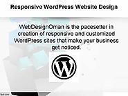 OmanWebsiteDesign the best web design company in Oman
