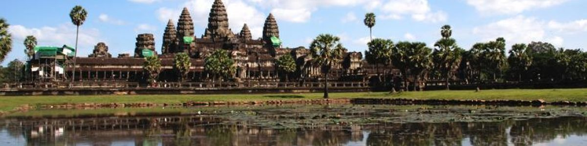 Headline for 5 Temples to Explore in Cambodia - The Best of Cambodia's Sacred Sites