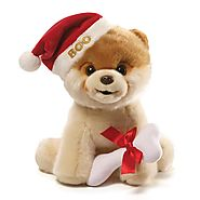 Why Should You Shop Online for Christmas Soft Toys?