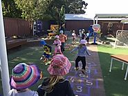 Be Active Learners at Fairyland Kindergarden