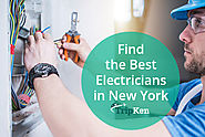 Find the Best Electricians in New York at TripKen