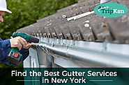 Find the Best Gutter Services in New York at TripKen