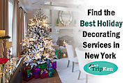 Find the Best Holiday Decorating Services in New York at TripKen