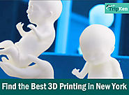 Find the Best 3D Printing in New York at TripKen