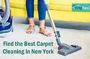 Find the Best Carpet Cleaning in New York at TripKen