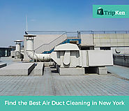 Find the Best Air Duct Cleaning in New York at TripKen