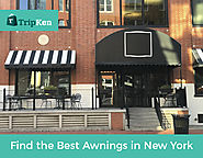 Find the Best Awnings in New York at TripKen