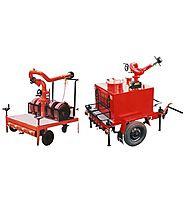 Trailers, Trolleys & Pumps | Aaag India
