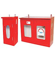 Hose & Extinguisher Boxes | Aaag India
