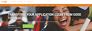 EssayEdge.com. True professionals in application essay writing.