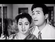 Yaad Kiya Dil Ne Kahan Ho Tum - Best Romantic Hindi Song - Dev Anand, Usha Kiran - Patita