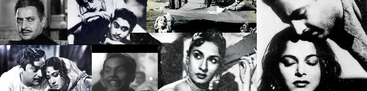 Headline for Old is Gold - Black & White Bollywood Gems