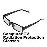 Vktech PC TV Eye Strain Protection Glasses Vision Radiation