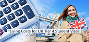 Living Costs for UK Tier 4 Student ? A Simple Guide - SmartMove2UK