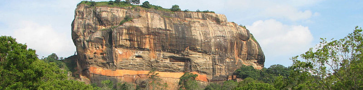 Headline for Things to do in and around Sigiriya - take a walk back in time