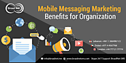 Mobile Messaging Marketing Benefits for Organization