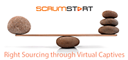 Outsourcing to Rightsourcing through Virtual Captives | ScrumStart