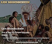 Len Mondschein-Western Art for Sale