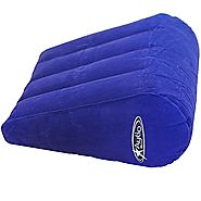 "Aylio Small Inflatable Wedge Pillow 14""L x 17""W x 7""H"