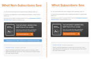 How to Convert Casual Blog Visitors Into Dedicated Subscribers