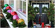 30 Outdoor Christmas Decorations That Make Your Whole Yard Shine