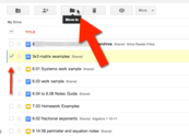 New Google Drive: Saving a Document in Multiple Folders