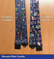 Leading Lanyards Printing Supplier in Singapore