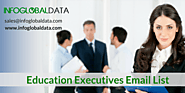 Education Executives Email List