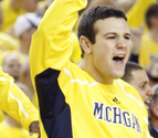 Detroit Free Press Michigan Wolverines Section