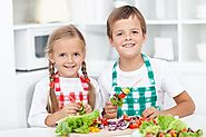5 Healthy Snacks for Your Children