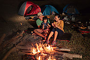 Camping Is a Fun Way to Bond and Experience the Great Outdoors