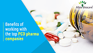 Must Know! Benefits of Working With the Top PCD Pharma Companies