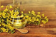 Top 3 Benefits of Canola Oil for the Skin
