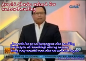 Arnold Clavio issues official statement on 'rude' interview with Napoles lawyer [Video]