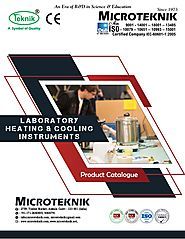 Laboratory heating and cooling instruments Manufacturer From India