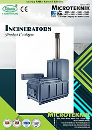 Rotary kiln incinerator Manufacturer from India